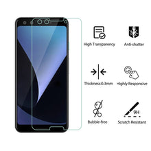 Load image into Gallery viewer, AMZER Anti Scratch 9H Tempered Glass Screen Protector for Google Pixel 3 - Clear - fommystore