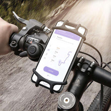 Load image into Gallery viewer, AMZER® Universal Bicycle Mobile Phone Holder, Suitable for 4.0-6.3 inch Mobile Phones - fommystore