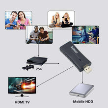 Load image into Gallery viewer, USB 2.0 HDMI HD Video Capture Card Device - fommystore