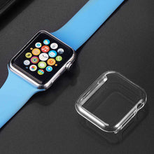 Load image into Gallery viewer, AMZER® Full Coverage PC Hard Case - Clear for Apple Watch Series 4 40mm - fommystore