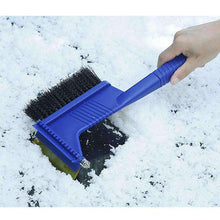 Load image into Gallery viewer, AMZER® 5 in 1 Car Snow Shovel Auto Ice Scraper Winter Road Safety Cleaning Tools Defrost Deicing Rem - fommystore