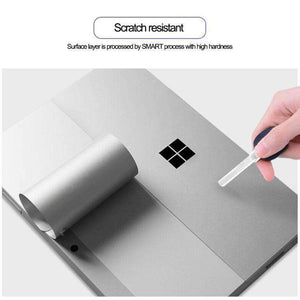 AMZER Back Cover Film Protector Tablet for Microsoft Surface Go- Silver - fommystore
