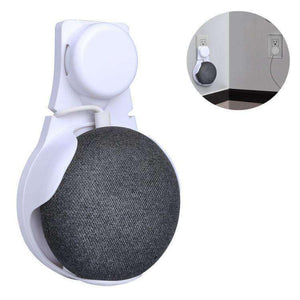 AMZER Google Home Mini Wall Mount Hold Smart Speaker Wall Mounted Wall Bracket - fommystore