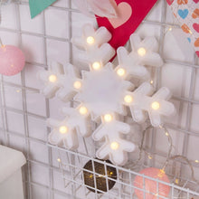 Load image into Gallery viewer, AMZER Creative Shape Warm White LED Decoration Light Party Festival Wedding Lamp Light - fommystore