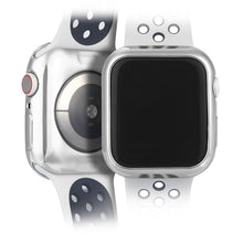Load image into Gallery viewer, AMZER Bumper TPU Soft Protective Back Cover for Apple Watch Series 4 40mm