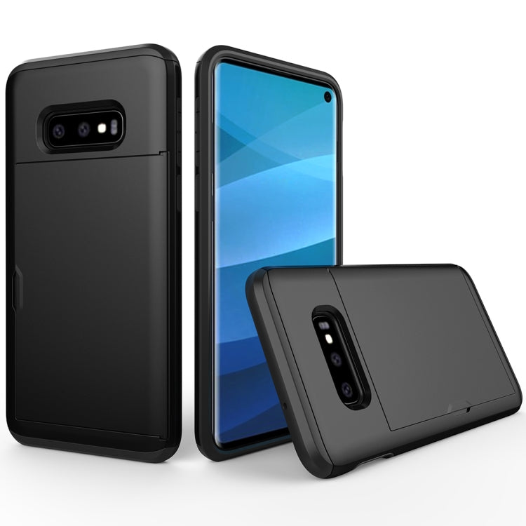 AMZER Shockproof Hybrid Case With Card Slot for Samsung Galaxy S10e - fommystore