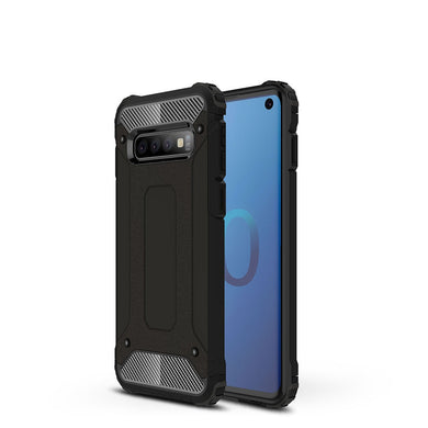 AMZER Hybrid Dual Layer Rugged Armor Case for Samsung Galaxy S10 - fommystore