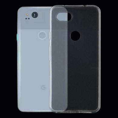 AMZER Ultra thin TPU Soft Gel Protective Case for Google Pixel 3a XL - Clear - fommystore