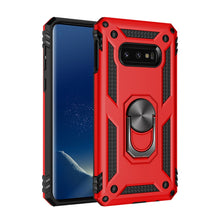 Load image into Gallery viewer, AMZER Sainik Case With 360° Magnetic Ring Holder for Samsung Galaxy S10e - fommystore