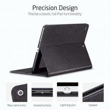 Load image into Gallery viewer, AMZER PU Leather Case With Holder & Sleep/Wake-up Function - Black for iPad Mini 5th Gen - fommystore