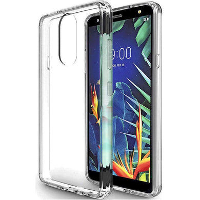 AMZER Ultra Slim Clear TPU Soft Protective Case for LG K40 - fommystore