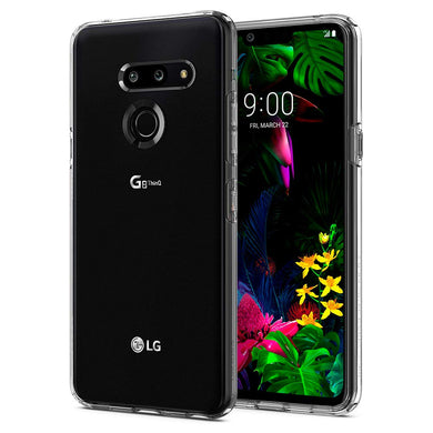 AMZER Ultra Slim Clear TPU Soft Protective Case for LG G8 ThinQ - fommystore