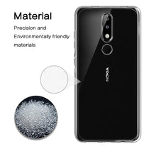 Load image into Gallery viewer, AMZER Ultra Slim Clear TPU Soft Protective Case for Nokia 4.2 - fommystore