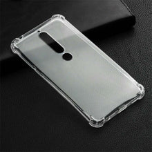 Load image into Gallery viewer, AMZER Ultra Slim TPU ShockProof Bumper Case for Nokia 6.1 - fommystore