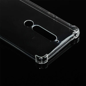 AMZER Ultra Slim TPU ShockProof Bumper Case for Nokia 6.1 - fommystore