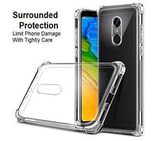 Load image into Gallery viewer, AMZER Ultra Slim TPU ShockProof Bumper Case for Xiaomi Redmi 5 Plus - fommystore