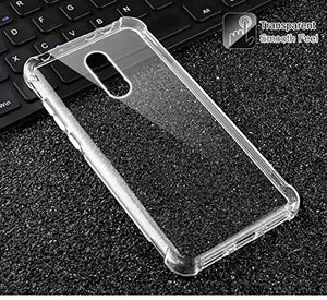 AMZER Ultra Slim TPU ShockProof Bumper Case for Xiaomi Redmi 5 Plus - fommystore