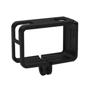 Shockproof Protection Frame Protective Case for DJI Osmo Action - Black