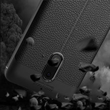 Load image into Gallery viewer, AMZER Shockproof TPU Case With Texture for Nokia 6 - Black - fommystore