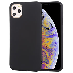 AMZER Shockproof Silicone Skin Jelly Case for iPhone 11 Pro - Black