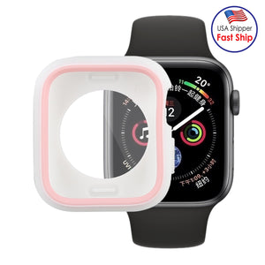 AMZER Silicone Full Coverage Case for Apple Watch Series 5/6/SE 44mm