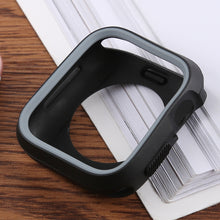 Load image into Gallery viewer, AMZER Silicone Full Coverage Case for Apple Watch Series 5/6/SE 44mm
