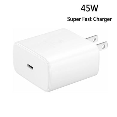 45W USB-C Wall Charger with Fast Charge PD Adapter for iPhone 11/11 Pro/Pro Max/XS/XR/X - fommystore