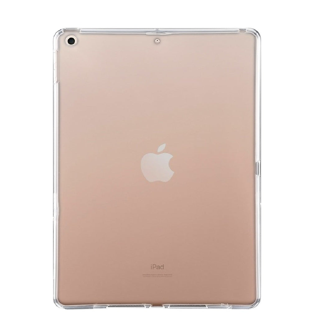 AMZER SlimGrip Hybrid Bumper Case for Apple iPad 10.2 - Clear - fommystore