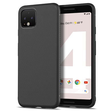 AMZER Line Texture TPU Case for Google Pixel 4XL - fommystore