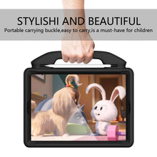 Load image into Gallery viewer, Shockproof Hybrid Protective Shell Case with Handle  - Black for Apple iPad Pro 10.5