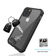 Load image into Gallery viewer, Shockproof Ultra-Thin Hybrid TPU + PC Protective Case - Black for Apple iPhone 11 Pro