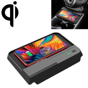 AMZER Car Qi Standard Wireless Charger 10W Quick Charging for Honda CRV (2017-2019)