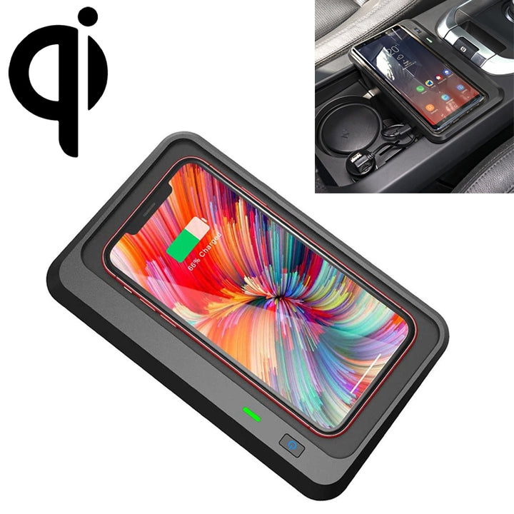 Best Wireless Chargers for Land rover's Console tray | Fommy