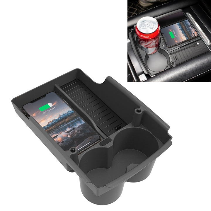 Best Wireless Chargers for Toyota Camry's Console tray | Fommy