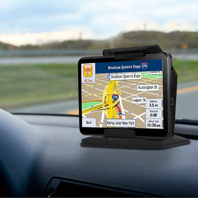 AMZER Universal Car Phone Holder 5 - 9.7 Inch Flat Navigation Device Bracket Car Center Console