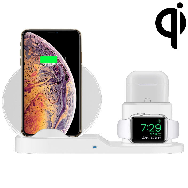 Wireless Charger for iWatch & Airpods | Fommy