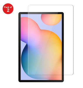 AMZER 2 Pack 9H HD Tempered Glass Screen Protector For Samsung Galaxy Tab S7 T870