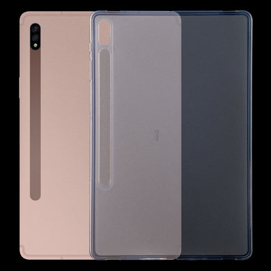 AMZER Shockproof Transparent TPU Protective Case for Samsung Galaxy Tab S7
