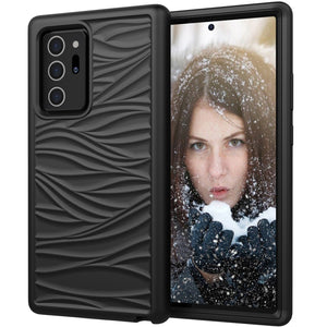 AMZER Hybird Pattern Armor Protective Case for Samsung Galaxy Note20 Ultra