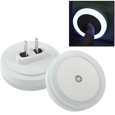 Smart LED Night Light with Dusk to Dawn Sensor, Auto On/Off