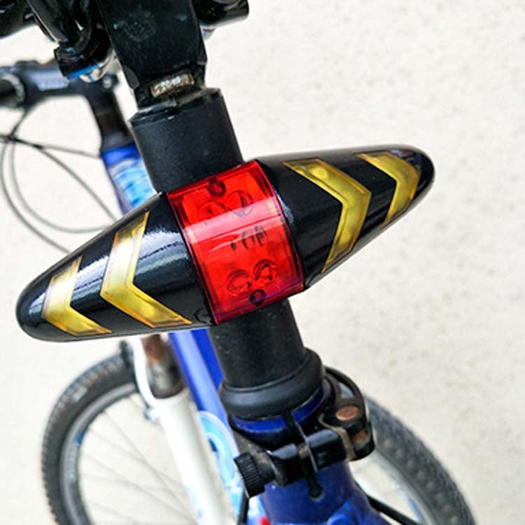 Bicycle Tail Light | Fommy