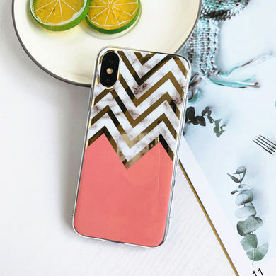 Soft TPU Protective Case for iPhone