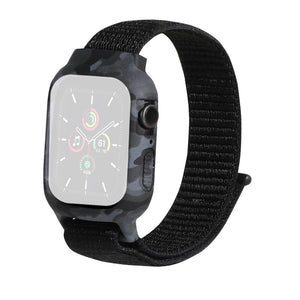 AMZER Nylon Replacement Wrist Strap Watchband For Apple Watch Series 6/5/4/SE 40mm