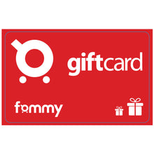 Load image into Gallery viewer, Fommy.com Best Value Gift Card
