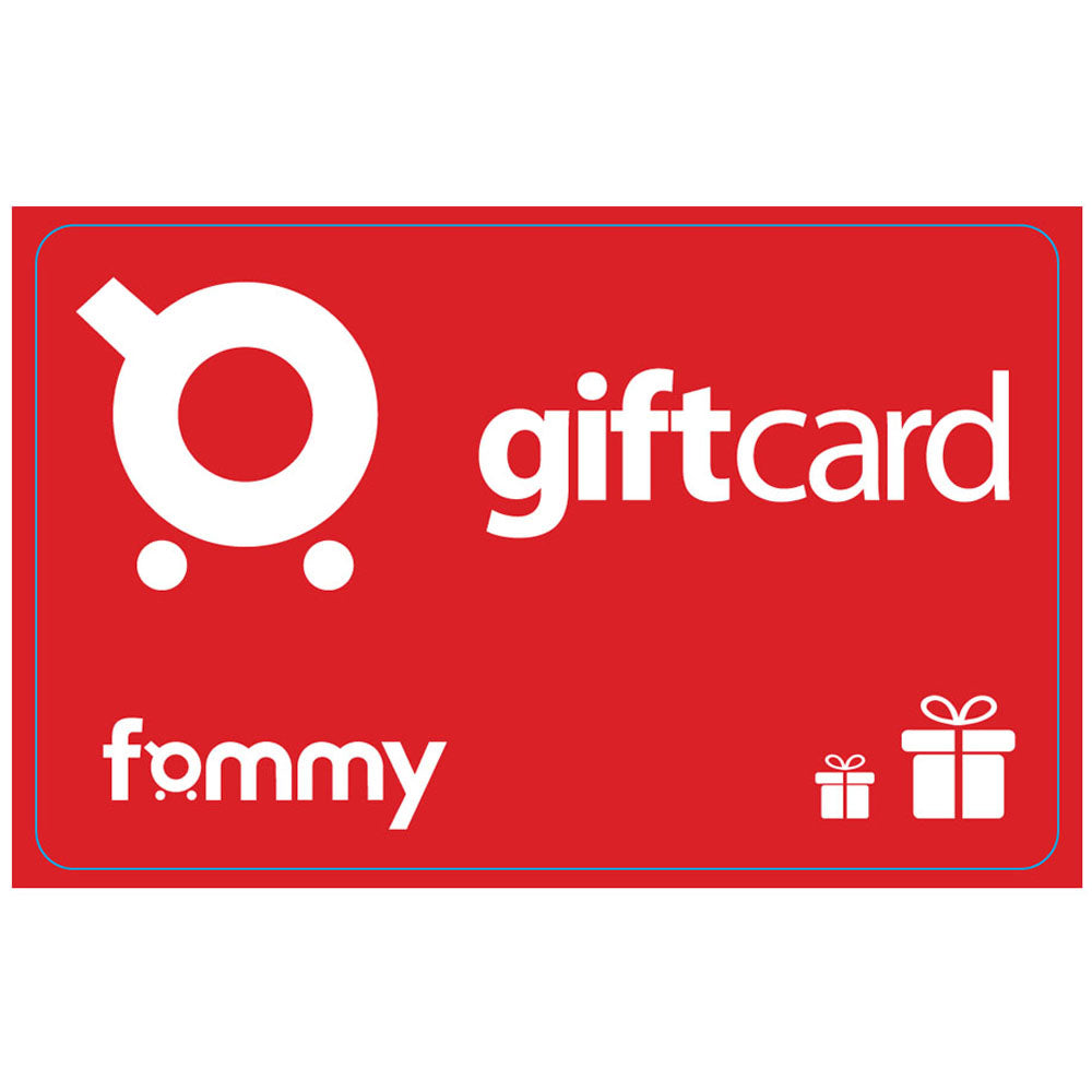 Fommy.com Best Value Gift Card