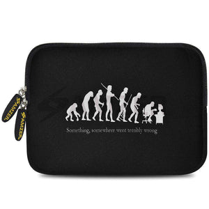 AMZER 7.75 Inch Neoprene Zipper Sleeve Pouch Tablet Bag - Evolution - fommystore