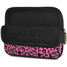 Load image into Gallery viewer, AMZER 7.75 Inch Neoprene Zipper Sleeve Pouch Tablet Bag - Pink Panther Bow - fommystore