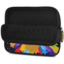 Load image into Gallery viewer, AMZER 7.75 Inch Neoprene Zipper Sleeve Pouch Tablet Bag - Emotions - fommystore