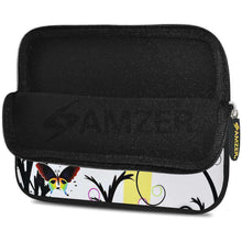 Load image into Gallery viewer, AMZER 10.5 Inch Neoprene Zipper Sleeve Pouch Tablet Bag - Butterfly Bay - fommystore