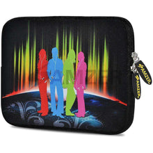 Load image into Gallery viewer, AMZER 7.75 Inch Neoprene Zipper Sleeve Pouch Tablet Bag - Fab Four - fommystore